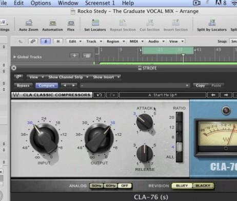 Mixaggio Voce Rap e Voci Cantate.