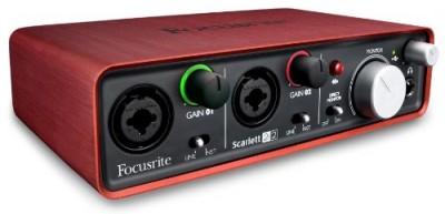 Focusrite 212 Scheda Audio