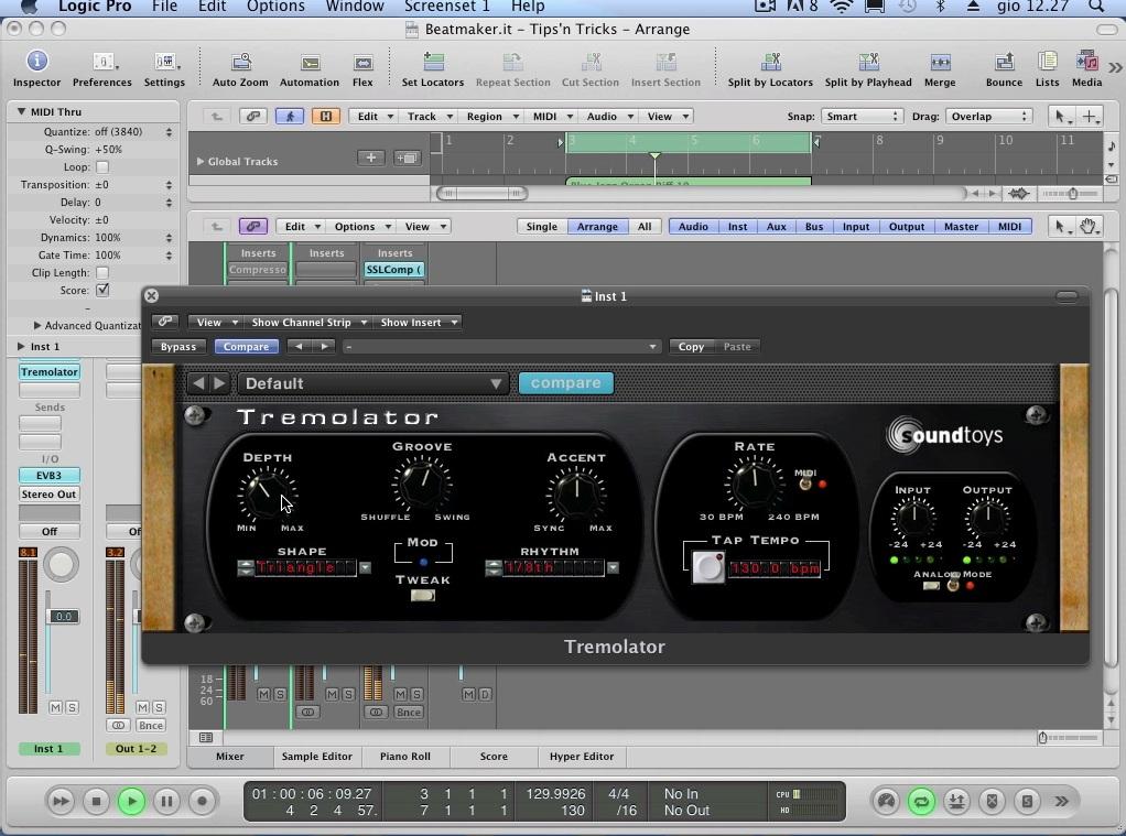 Mixare organo vintage e pianoforte digitale