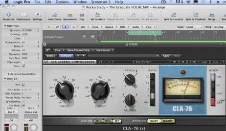 Mixare voce Rap