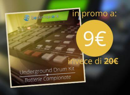 Underground Drums - Batterie Campionate
