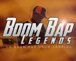 Boom Bap Legends Drum Samples