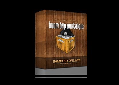 Boom Bap Nostalgic - Sampled Drums