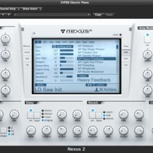 Virtual Instruments per Trap EDM