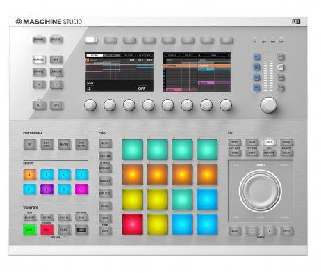 Maschine Studio Bianca
