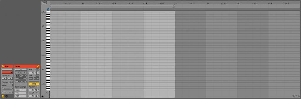 Ableton Live 9 come iniziare