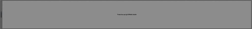 Ableton effetti audio