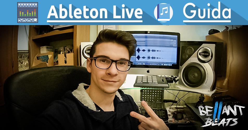 come iniziare Ableton Live 9