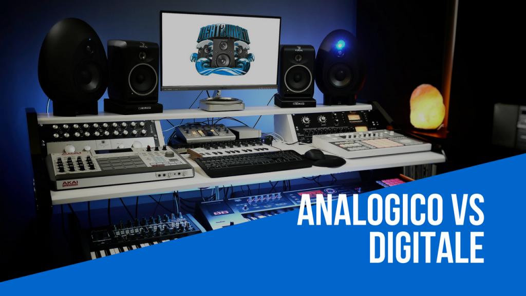 analogico e digitale