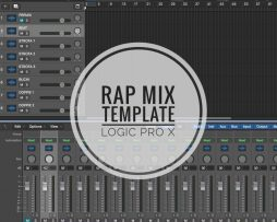 Rap Mix Template