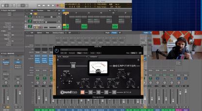 Mixaggio Beat Trap su Logic Pro X